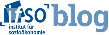ifso Forschungsblog sozioökonomie